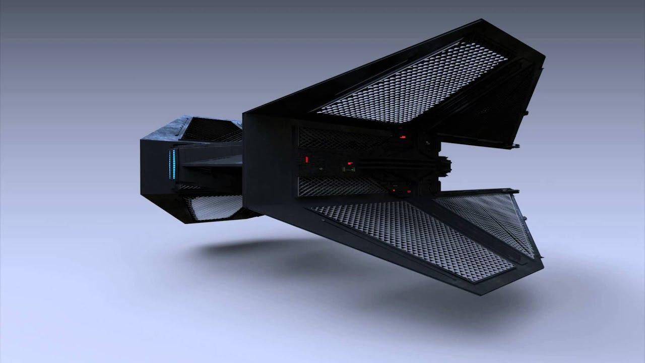 Tie First Star Fighter Wars Order Paint