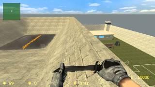 Как выбратся из тюрьмы в Counter Strike Source MW3 на карте ba_jail_summer