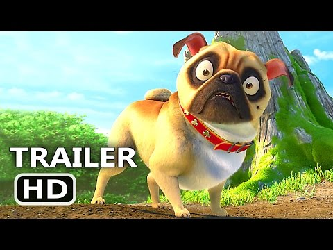 The Nut Job 2 Official NEW Trailer (2017) Will Arnett Animated Movie HD