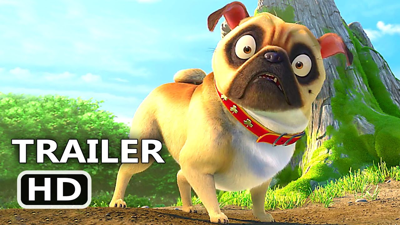 Download The Nut Job 2 Official NEW Trailer (2017) Will Arnett Animated Movie HD