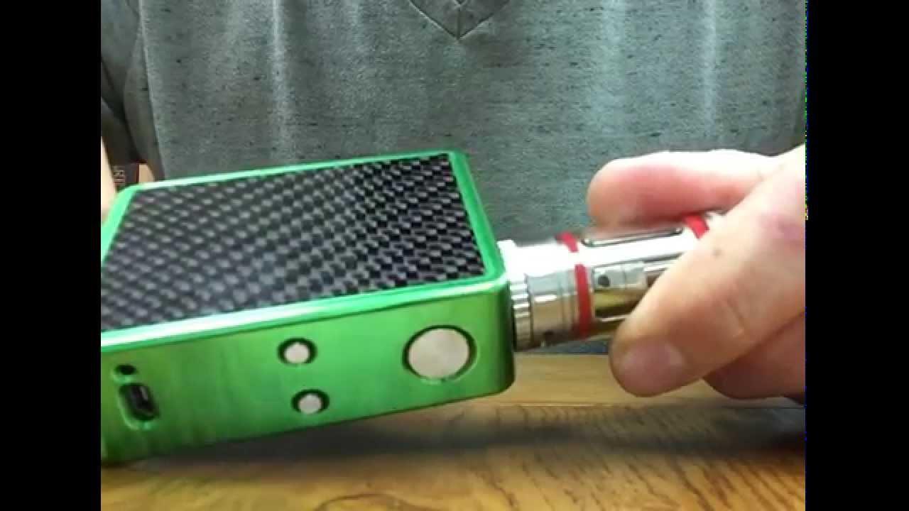 HCigar Vt40 By Evolv DNA40 v5 (First Look) - YouTube