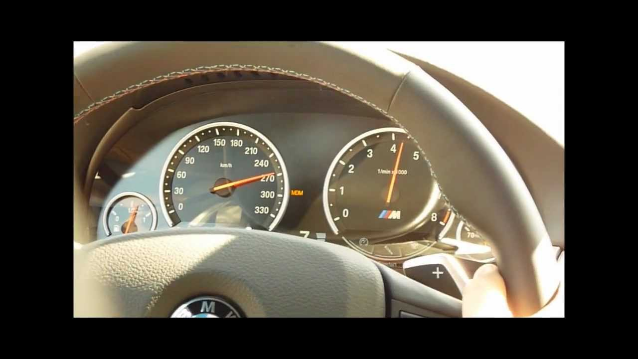 bmw m5 2012 f10 top speed 270 km h youtube. Black Bedroom Furniture Sets. Home Design Ideas