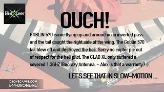 Crash Test Hobby Glad XL -VS- Goblin 570