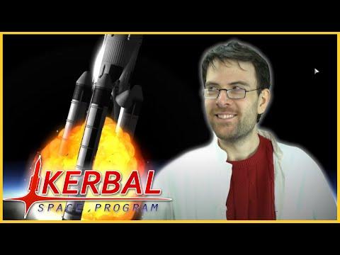 JDG - KERBAL SANS TUTO - Objectif Space X (Best-of Twitch)