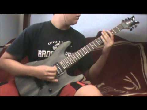 System Of A Down- Old School Hollywood Guitar Cover