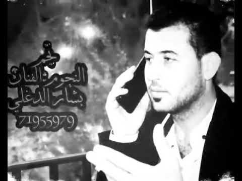 الفنان بشار الدغلي نشله زمر