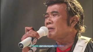 JARANG DIMAINKAN LAGU ORANG ASING, RHOMA IRAMA, 27 DES 2017