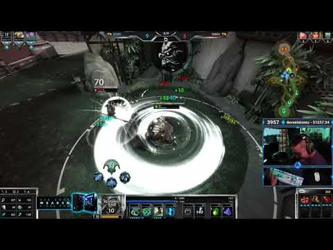 3v3 Ranked W/ SoloDoubleJ & Inbowned - Ullr Is OP In This Mode! - Smite