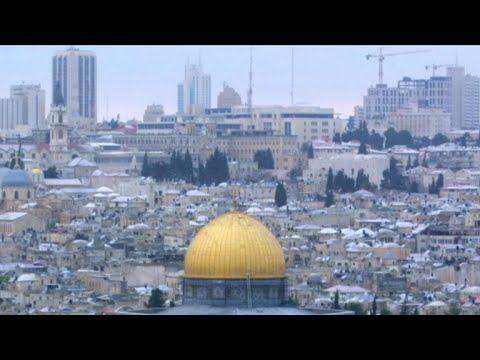 """Trump """"playing with fire"""" on Jerusalem, J Street president says"""