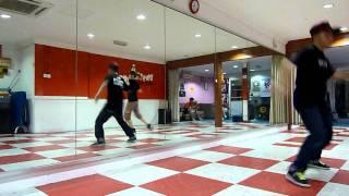 Nick Fai House Dance Class