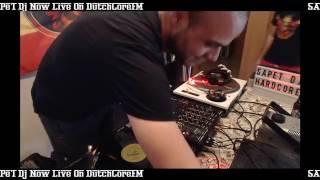 SAPeT & Friends (Manuten) - 100% Vinyl - Early Hardcore - DCFM - 11-7-17
