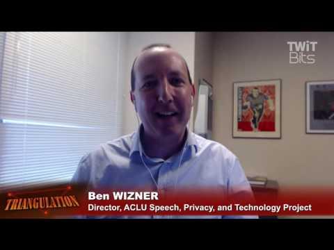 Ben Wizner: ACLU vs the Communications Decency Act