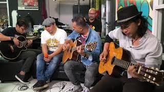 Padi Reborn - Kau Malaikatku (Acoustic Version) - Live At PRAMBORS RADIO JAKARTA