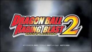 DRAGON BALL RAGING BLAST 2 TRAILER 5 Final PS 3 / XBox 360 HD