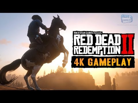 Red Dead Redemption 2 - Gameplay Video in...