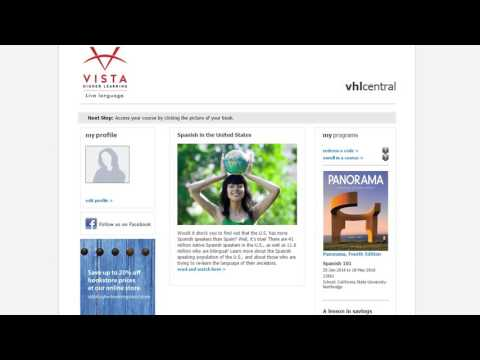 Spanish Vhlcentral - YouTube