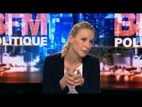 Marion Maréchal-Le Pen ne dirait pas non à la présidence du groupe FN à l'Assemblée