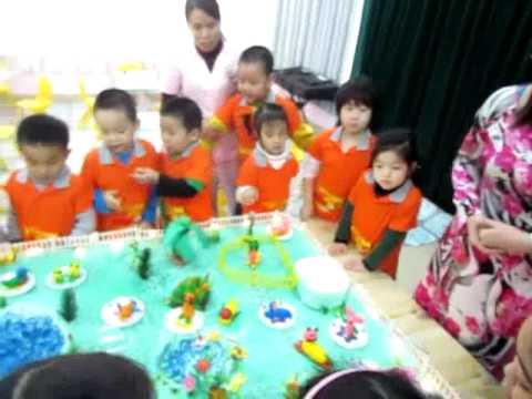Môn tạo hình - Cô giáo Trần Thị Thu Phần II