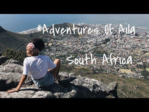 TRAVEL VLOG #2: South Africa Trip