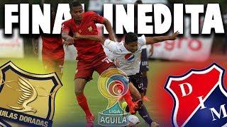 ¡RIONEGRO ÁGUILAS Y MEDELLIN JUGARAN LA FINAL! | LIGA AGUILA 2018 | CAMILO MD