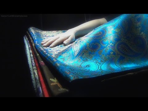 ★Fabulous Fabrics Fantasy★Soft Spoken/ASMR/UpClose