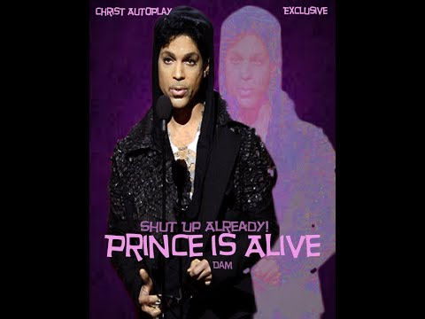 Prince is Alive Shut Up Already / The Masonic Message from Prince / Jesus is Lord