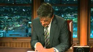 Late Late Show with Craig Ferguson 9/10/2008 Alice Cooper, AnnaLynne McCord