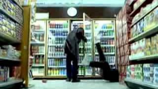 Стивен Сигал в магазине)угар))