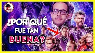 Avengers Endgame: ESTO SÍ ES AVENGERS