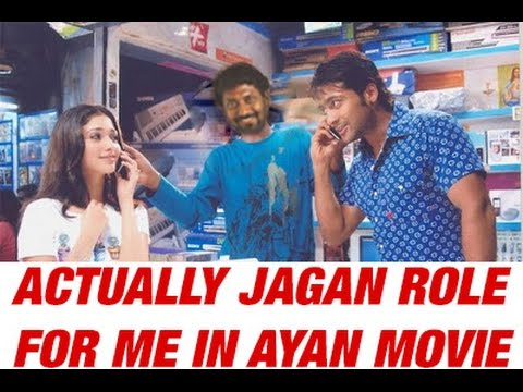 I Was Supposed to do Jagan Role In Ayan Movie - Art Director Kiran | Exclusive Interview