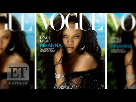 Rihanna Talks Drake, Growing Older And Gaining Weight