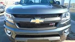 2019 Chevrolet COLORADO Z71 Review