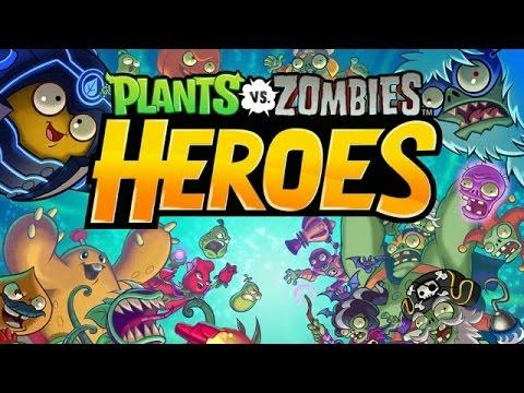 Ini Game Mirip Clash Royale | Plants Vs Zombies Heroes ...