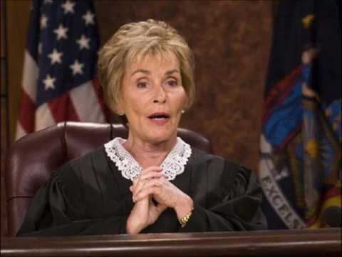 Judge Judy Soundboard Prank Call