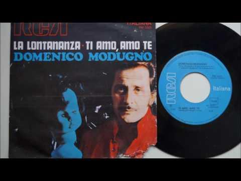 Domenico Modugno - La lontananza 1970