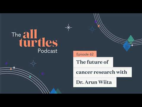 The future of cancer research with Dr. Arun Wiita