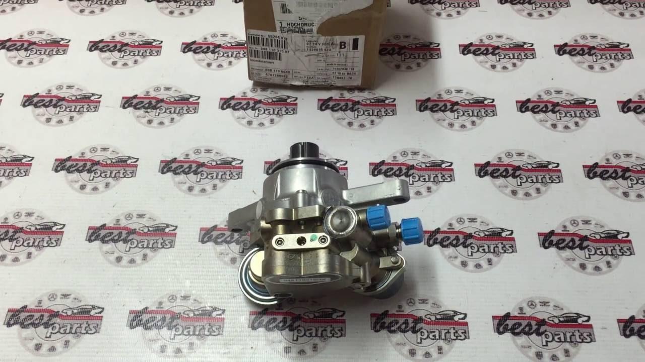 94811031507 Насос топливный высокого давления / ТНВД (M48.01 / V4,8) Porsche Cayenne 957