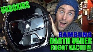 Samsung Star Wars Darth Vader PowerBot Unboxing