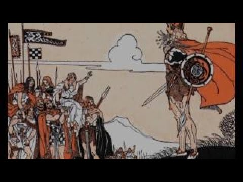 The Shield of Achilles by W H Auden (read by Tom O'Bedlam)