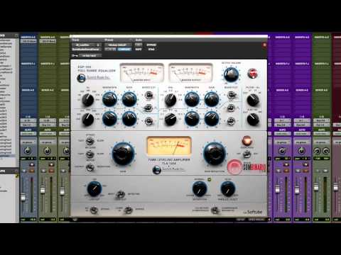Equalizando e Comprimindo o Vocal com o Softube Summit Audio Grand Channel HD