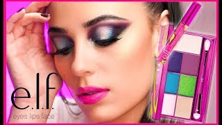 FULL FACE OF ELF COSMETICS | Elf Cosmetics x Christian Siriano | Drugstore Makeup Tut | Victoria Lyn
