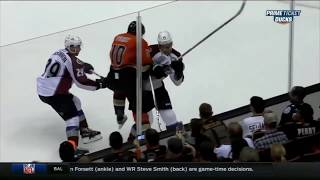 Nikita Zadorov Massive Highlight Reel Hits (*Updated*)