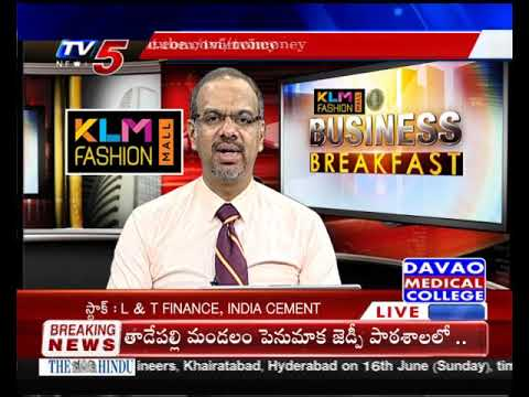 14th June 2019 TV5 News Business Breakfast thumbnail