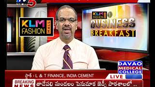 14th June 2019 TV5 News Business Breakfast