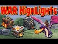 TH9 TH10 TH11 WAR Highlights vs USA Adults 3 STAR Replays Clash of Clans