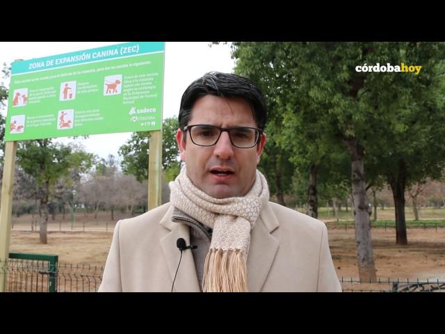 Primer parque canino en Córdoba