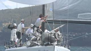 Aberdeeen Assset Management 2013/14 Farr 40 National Championships: John Calvert-Jones Trophy Day 4