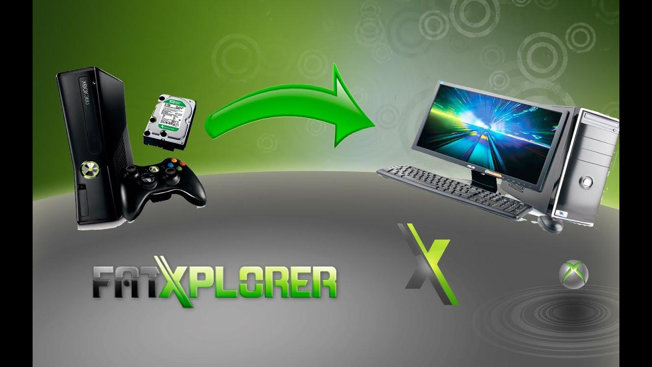 Conectar nuestro disco duro de xbox 360 a la pc [TUTORIALES RGH]