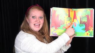 Story Time With Creative Arts Theatre - Happy At Home Series - Monsters Don't Eat Broccoli
