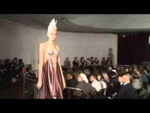 Eric Tibusch Haute Couture Printemps - Eté 2011